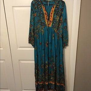 FREE PEOPLE  If Only You Knew Maxi L
